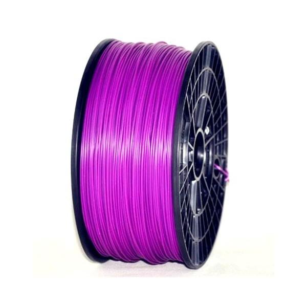 8 Pezzi - 8 BOBINE - 8KG ABS 3.00mm 3D printer consumables purple ALTA QUALITà